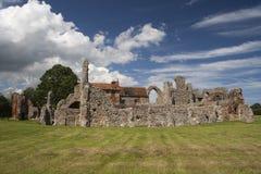 Leiston Abbey, Suffolk, England Stock Photography
