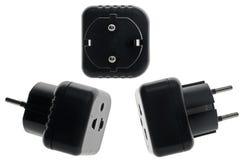 Leistung-Adapter Stockbild