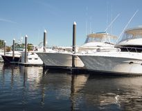 Leistung-Boote lizenzfreies stockbild