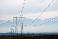 Leistung und Energie Lizenzfreies Stockbild