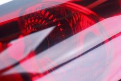 Leistungs-Auto-Scheinwerfer schließen heraus stockfotografie