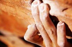 Leistungsfähige Hand Stockfoto