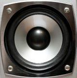 Leistungsfähiger Lautsprecher Lizenzfreies Stockfoto