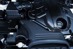 Leistungsfähiger Motor Stockbild