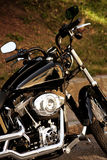 Leistungsfähiges Motorrad Stockfotos
