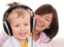 Leisure activity - family Stock Photo