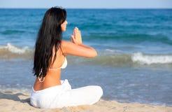 Leisure beach stock photo