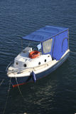 Leisure boat Stock Photo