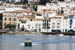 Leisure in Cadaques Catalunya Spain Stock Photos