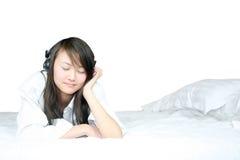 Leisure girl Stock Photo