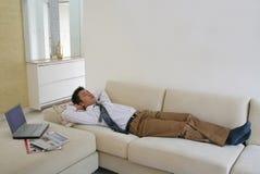 Leisure man Stock Photo