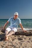 Leisure men Royalty Free Stock Image