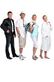Leisure pursuits Stock Photo