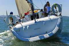 Leisure Sailing Royalty Free Stock Image