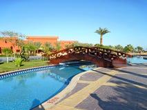 Leisure on Sinai peninsula. Royalty Free Stock Images