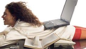 Leisure woman Stock Photo