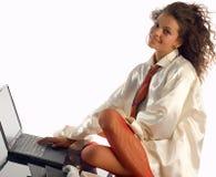Leisure woman Stock Image