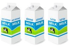 leite Imagem de Stock Royalty Free