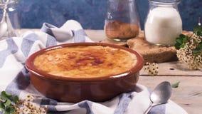 Portuguese leite creme