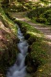 Leitenwaal, Tirol sul Imagem de Stock