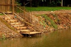 Leiter-Ufergegend Stockfotografie