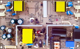 Leiterplatte Lizenzfreies Stockfoto