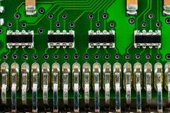 Leiterplatte lizenzfreie stockfotografie