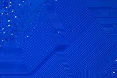 Leiterplatte-Hintergrund Lizenzfreies Stockfoto