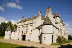 leith Шотландия залы замока Стоковые Фото