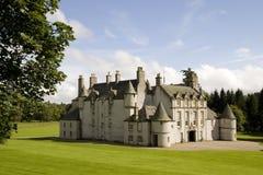 leith Шотландия залы замока Стоковая Фотография