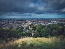 Leith district of Edinburgh Royalty Free Stock Image