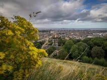 Leith district of Edinburgh Stock Photos