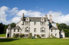 Free Leith Hall Castle Stock Photography - 3021902