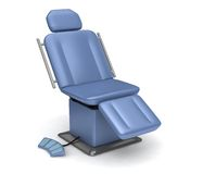 Leito do enfermo dos dispositivos médicos Imagem de Stock