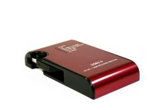 Leitor do USB Foto de Stock Royalty Free