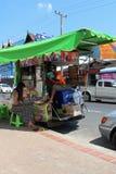 Leitura da pausa (Chiang Mai - Thaïlande) Imagem de Stock