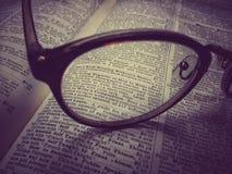 Leitura e aprendizagem Foto de Stock