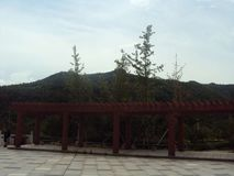 Leiyang στο επαρχία Hunan στοκ εικόνες