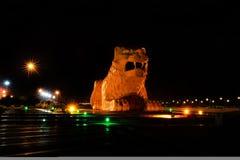 Lejon av Anatolien Royaltyfria Bilder