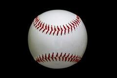 Lek använd vit baseball Royaltyfri Bild