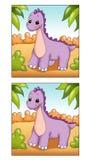 lek för 22 skillnader Royaltyfria Bilder