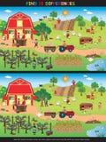 Lek för barn stock illustrationer