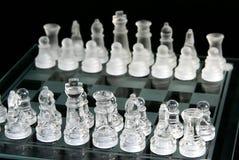 lek för schack 4 Fotografering för Bildbyråer
