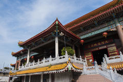 The Lek Kok Si temple Stock Photo