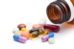 Lek na receptę Obraz Stock