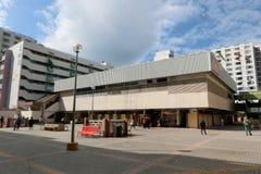 Lek Yuen Plaza chez Shatin Photo stock