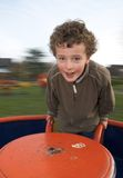 leka för barn Fotografering för Bildbyråer