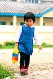 leka för barnkines Royaltyfria Bilder
