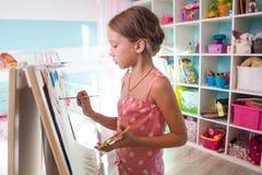 leka för barnutgångspunkt Fotografering för Bildbyråer