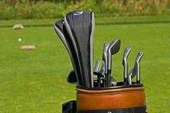 leka för golf Royaltyfri Bild
